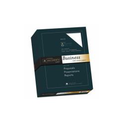 100% Cotton Business Paper, 95 Bright, 20 lb, 8.5 x 11, White, 500/Ream 13C