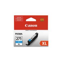 0337C001 (CLI-271XL) High-Yield Ink, Cyan 0337C001