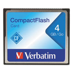 4GB CompactFlash Memory Card Class 4 95188