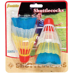Franklin Badminton Shuttlecock (6-Pack) 52619