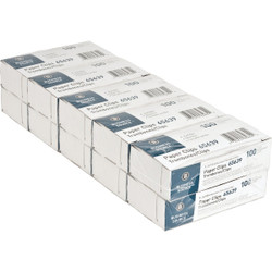 Sparco Saver Jumbo Paper Clips (100 Clips/Box) BSN65639