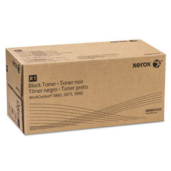 006R01552 Toner, 110000 Page-Yield, Black 006R01552