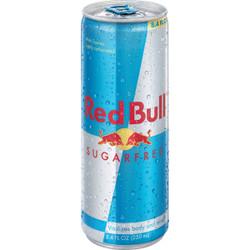 Red Bull 8.4 Oz. Sugar-Free Energy Drink RB2746 Pack of 24
