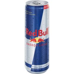 Red Bull 12 Oz. Original Flavor Energy Drink RB4816 Pack of 24