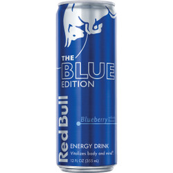 Red Bull 12 Oz. Blueberry Flavor Energy Drink RB203752 Pack of 24