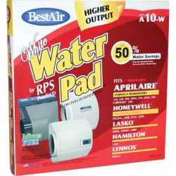 BestAir White WaterPad A10W Humidifier Wick Filter A10W-PDQ-4