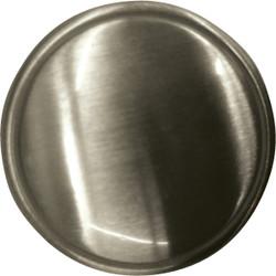 Amerock Allison Satin Nickel 1-1/4 In. Cabinet Knob BP1387G10