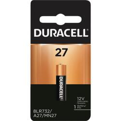 Duracell 27 Alkaline Battery 52387
