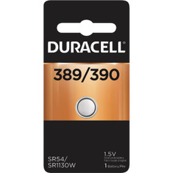 Duracell 389/390 Silver Oxide Button Cell Battery 66141