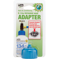A/C Pro R-134a Recharge Hose Adapter DVA-1