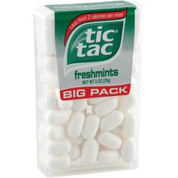 Tic Tac 1 Oz. Freshmint Mints Big Pack 112090 Pack of 12