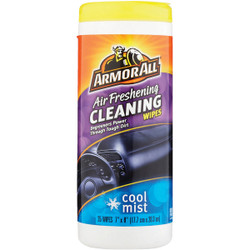 Armor All Cool Mist Scent Protectant Wipe 14659B