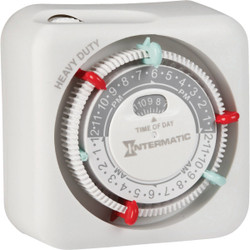 Intermatic 125V Indoor Plug-In Timer TN311K