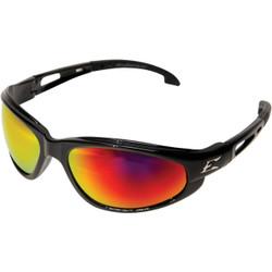 Edge Eyewear Dakura Blk/Aprd Mir Lens SWAP119