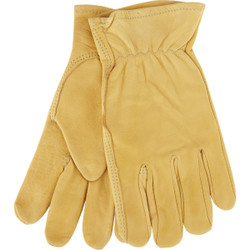 Do it Best Men's 2XL Top Grain Leather Work Glove 712101