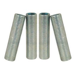 Westinghouse 1/8-IP 1-1/2 In. Steel Lamp Nipple (4-Pack) 70601