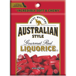 Wiley Wallaby Red Liquorice 10 Oz. Candy 114571