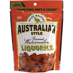 Wiley Wallaby Watermelon Liquorice 10 Oz. Candy 117700