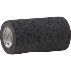3M Vetrap 4 In. x 5 Yd. Black Bandaging Wrap 1410BK