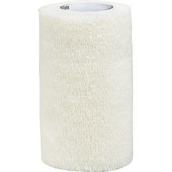 3M Vetrap 4 In. x 5 Yd. White Bandaging Wrap 1410W