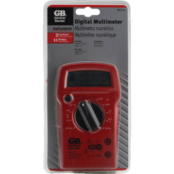 Gardner Bender 3-Function Digital Multi-Tester GDT-311