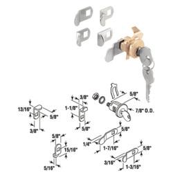 Prime-Line Spring Clip Design Mailbox Lock S 4634