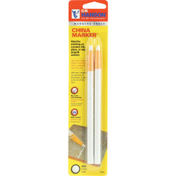 CH Hanson White China Marker (2-Pack) 10262