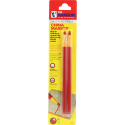 CH Hanson Red China Marker (2-Pack) 10261