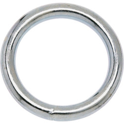 Campbell 1-1/8 In. Polished Solid Bronze Welded Ring T7662114