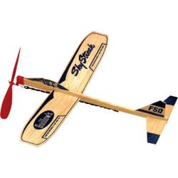 Paul K Guillow Sky Streak 12 In. Balsa Wood Glider Plane 50 Pack of 24