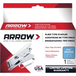 Arrow P22 Plier Stapler P22