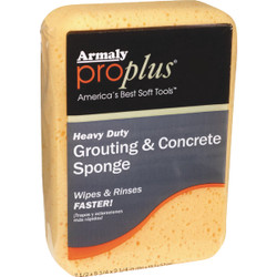 Armaly ProPlus 7-1/2 In. L Concrete & Grout Sponge 00603