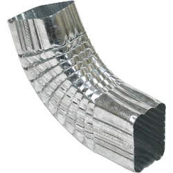 Amerimax 2 x 3 In. Galvanized Galvanized Side Downspout Elbow 29265