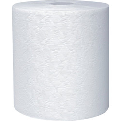 Kimberly Clark Scott Essential Plus White Kleenex Hard Roll Towel (6 Count)
