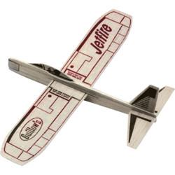 Paul K Guillow JetFire 12 In. Balsa Wood Glider Plane 30 Pack of 48