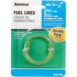 Arnold 1 Ft. Fuel Line Combo Pack (2 Pack) 490-240-0008