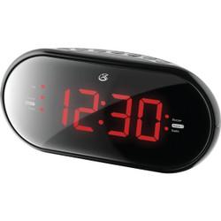 GPX Dual Alarm Clock Radio C253B