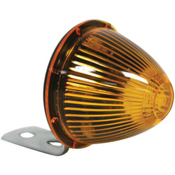 Peterson Beehive 12 V. Amber Clearance Light V110A