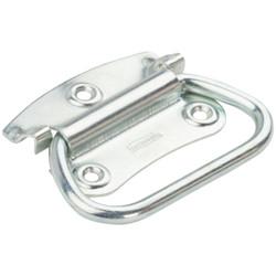 "National Zinc 2 3/4"" Steel Chest Handle N203760"