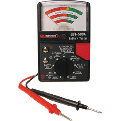 Gardner Bender Button Cell Analog Battery Tester GBT-500A