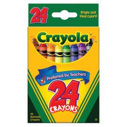 Crayola Traditional Crayons (24-Pack) 52-3024