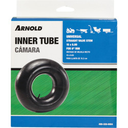 Arnold 15 In. x 6 In. Replacement Lawn Mower Inner Tube 490-328-0004
