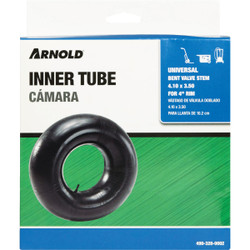 Arnold 410/350 x 4 In. Off-Road Replacement Inner Tube 490-328-0002