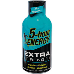 5 Hour Energy 1.93OZ XS BLRS EGY DRINK 768123 Pack of 12