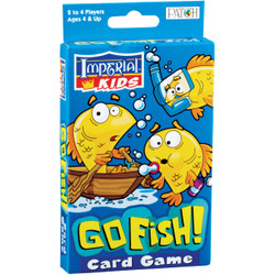 Patch Imperial Kids Go Fish Card Game 1463