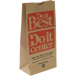 Do it Best/Do it Center 10 Lb. Capacity Bulvark Paper Shopping Bag (250-Pack)