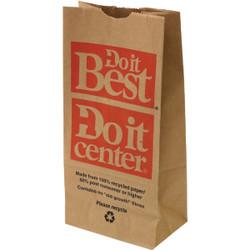 Do it Best/Do it Center 5 Lb. Capacity Bulvark Paper Shopping Bag (250-Pack)