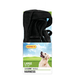 Westminster Pet Ruffin' it 28 In. to 36 In. Nylon Harness 41476