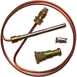 Do it 30 In. Copper Universal Thermocouple 410594/1153