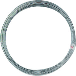 Do it 18 Ga. 100 Ft. Soft Galvanized Steel General Purpose Wire Pack of 12